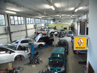 riparazione auto a Mialno